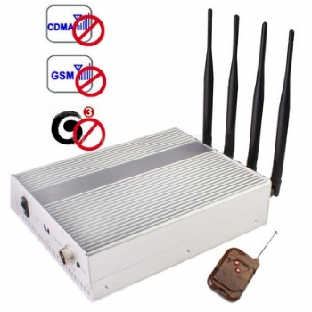 Remote Control SPY-101B-Pro Adjustable Mobile Jammer