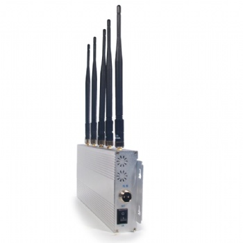 signal jammer 5 channel