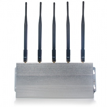SPY-101D-5 High-power desktop mobile phone jammer