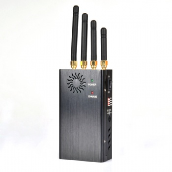 SPY 121A 4G Cell Phone Signal Jammer Isolator Suppressor Vacuum Isolator Conference Information Security