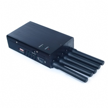 Mobile phone jammer blocker SPY 121A 5