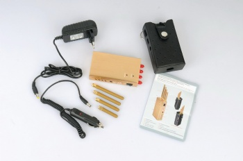 Spy-121D Easy to carry Mobile jammer