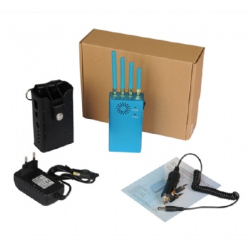 SPY-121G-Mobile phone jammer kit