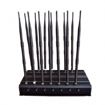 14 antennas Super Radio Jammer SPY-101A-14